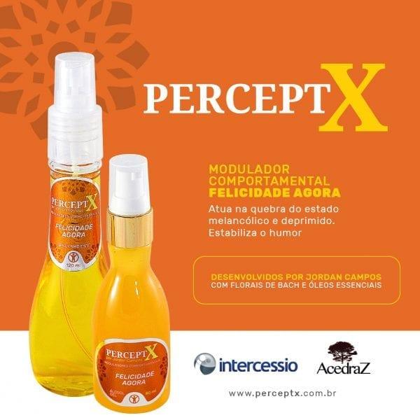 Percept-X Felicidade Agora